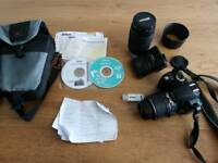 Nikon d3100 + extras