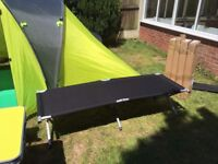 Folding Camping Bed (3 available) - Brand NEW