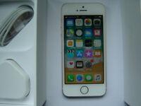 iphone 5s ,gold/white,,,vodafone