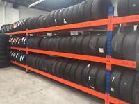 DEXION RACKING IN IMMACULATE CONDITION