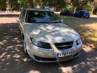 2007 Saab 9-5 1.9 TiD Vector Sport 5dr AUTOMATIC Full Service History HPI Clear 2 Keys