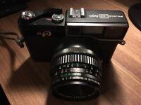 Fujica GW690BP with 65mm F8 lens