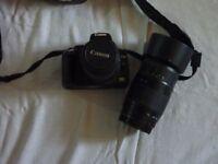 Cannon 350D Digital Camera DSLR With 2 Lenses.