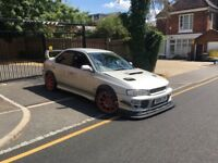 1999 Subaru Impreza WRX STI Version 5, Import, Modified,400 BHP,VF22,HKS,CUSCO