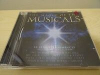 MAGIC OF THE MUSICALS CD