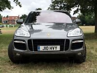 Awesome Porsche Cayenne Turbo 957 501 BHP