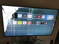 TV still available! Samsung 55 inch smart tv 3D