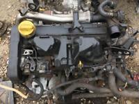 Renault 1.5 dci Engine K9K 672 82bhp 77,000 miles