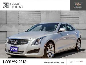 2013 Cadillac ATS SAFETY AND RECONDITIONED
