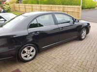 Toyota Avensis T3 -X 1.8 petrol saloon.Excellent condition inside and out. Clutch recently fitted.