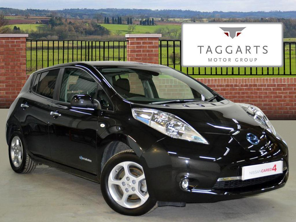 nissan leaf acenta black 2015 03 31 in motherwell. Black Bedroom Furniture Sets. Home Design Ideas