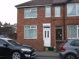 3 Bed End Terrace, new bathrrom, C/H, D/G in DN12 1BE Edlington