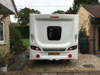 Swift Challenger Sport 586 Caravan