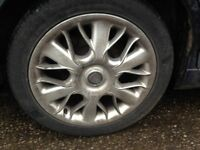 rover 75 mg alloy wheels