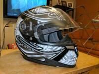 Shark S900 Motorcycle Motorbike Helmet (size Small)