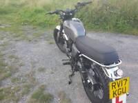 125cc brixton motors