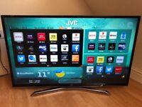 "JVC 40"" SMART 4K TV"