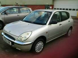 small hatchback car