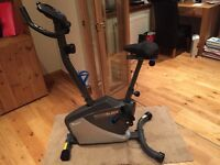 An offer not to be missed! Top Quality Roger Black Exercise Bike