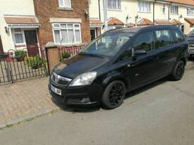 Vauxhall zafira 1.9 7 seater similar to ford max mazda