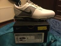 Brand new Nike golf shoes