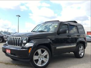 2012 Jeep Liberty LIMITED**JET EDITION**4X4**LEATHER**BLUETOOTH*
