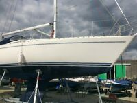 MAXI 1000 YACHT. SWEDISH BUILT. 10+ METRES. SUPERB SAILING BOAT for sale  Faringdon, Oxfordshire