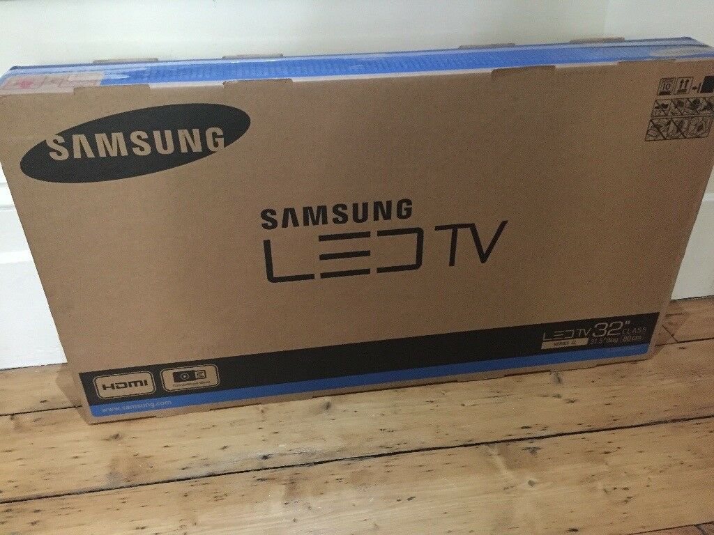 "Samsung LED 32"" TV series 4 HDMI"