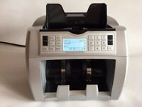 Cash Concepts CCE 230 Neo Cash Counting Machine Counterfeit Detector EUR GBP USD