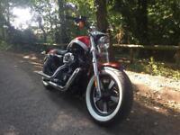Harley Davidson Sportster XL 1200 CA