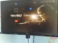 Playstation 3 incs pads and leads and COD ghosts