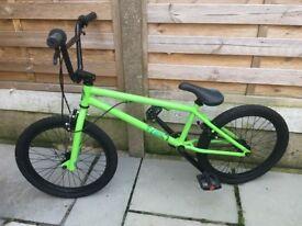 New BMX Mongoose Bike