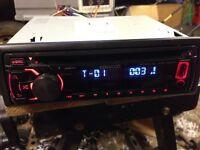 KENWOOD KDC-3057U, CAR CD PLAYER/MP3/AUX/USB