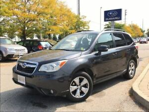 2014 Subaru Forester 2.5i LTD