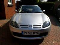2003 52 Plate MGTF *Perfect summer car* Very low mileage