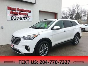 2017 Hyundai Santa Fe XL ALL WHEEL DRIVE** 7 PASSENGER
