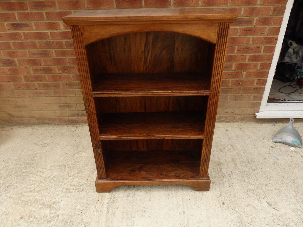 Solid wood bookcase very good quality expensive item - Most expensive furniture wood ...