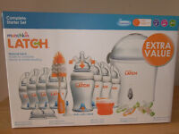 NEW Baby Electric Steriliser Kit, Baby Bottles & More