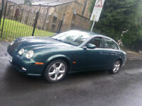 2002 Jaguar S Type 3.0 V6 Big Spec