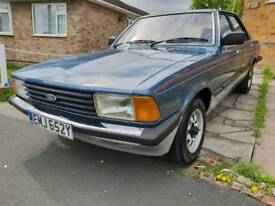 FORD CORTINA CRUSADER 1.6 AUTO