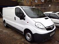 Vauxhall Vivaro van, Not Running, call: 07340962828
