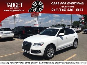 2013 Audi Q5 2.0L Premium Drives Great Very Clean and More !!!!