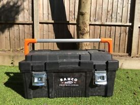 Bahco Professional Tools with Box + Extras