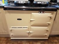 Used gas Aga cooker