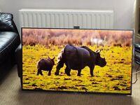 """SONY KD49X8505BBU 49"""" Smart 3D LED Ultra HD 4K TV, X-Reality PRO, Built-In Wi-Fi, Triluminos display"""