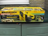 McCullouch Electromach 240V 16 inch Chainsaw