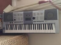 Synthesizer keyboard