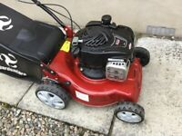 Power drive lawnmower