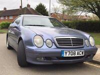 Mercedes Benz CLK 230k for sale