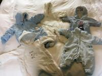 Baby pram suits